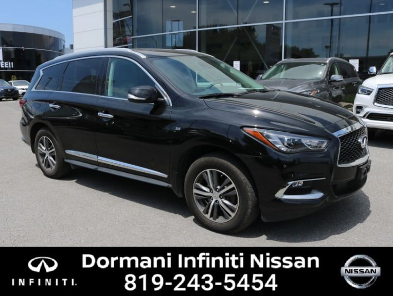 2019 Infiniti QX60 ESSENTIAL PREMIUM AWD, LEATHER, BOSE, GPS