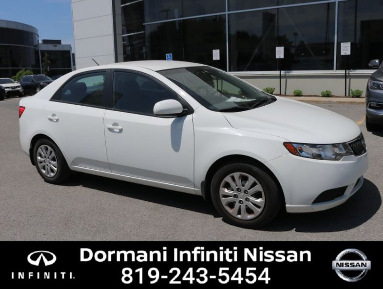 2012 Kia Forte LX, AUTOMATIC, ONE OWNER