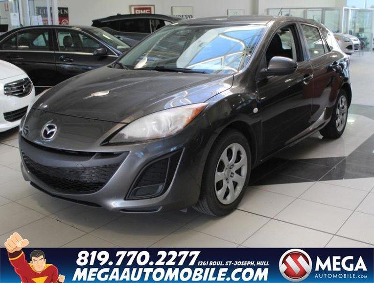 2010 Mazda Mazda3 H.B.