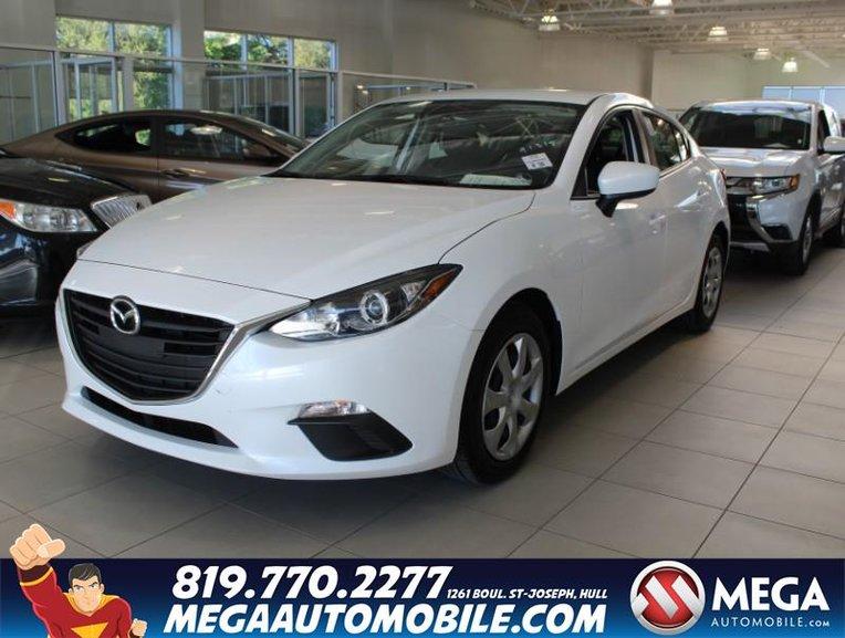 2016 Mazda Mazda3 GS SKY-ACTIV