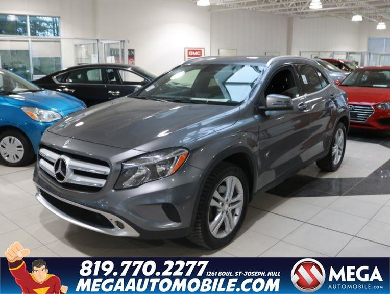 2015 Mercedes-Benz GLA 250 GLA250 4MATIC