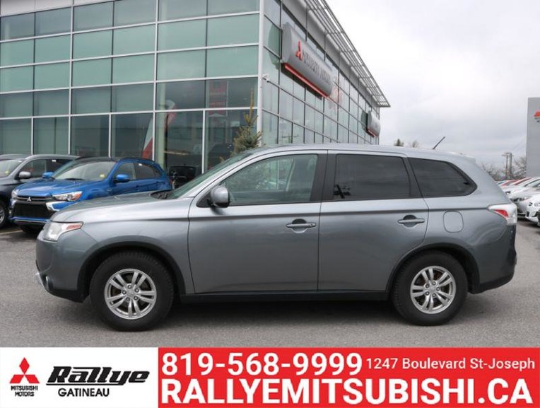Pre-Owned 2015 Mitsubishi Outlander ES in Ottawa and
