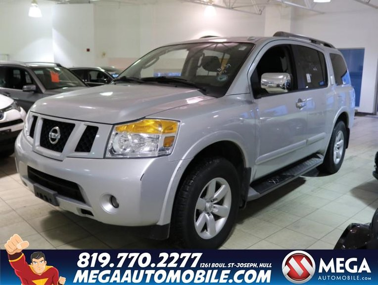 83da866db5ed85 Pre-Owned 2011 Nissan Armada 4WD (SOLD AS IS) in Ottawa and Gatineau ...