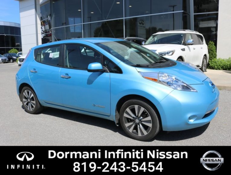 2015 Nissan Leaf S, ELECTRIC