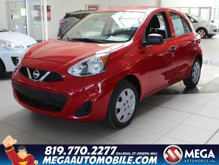 Pre Owned 2017 Nissan Micra S In Ottawa And Gatineau Region Pre