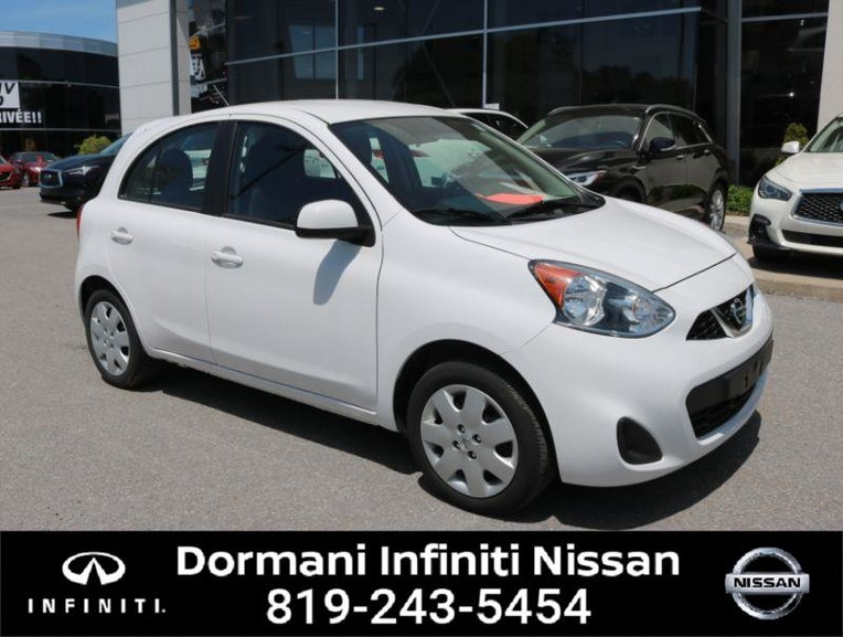 2017 Nissan Micra MICRA S A/C
