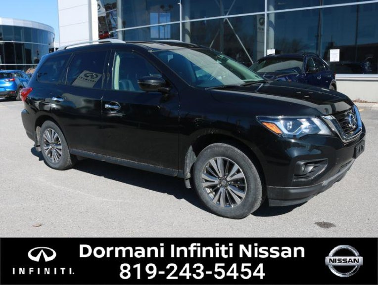 2018 Nissan Pathfinder SV 4WD, CERTIFIED, GREAT DEAL, WELL EQUIPPED