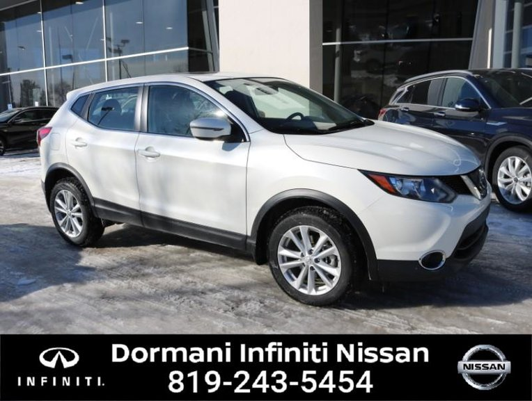 2018 Nissan Qashqai SV AWD, CAMERA