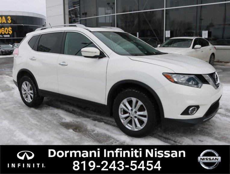 2014 Nissan Rogue SV AWD, CLEAN, NO ACCIDENT, WELL EQUIPPED