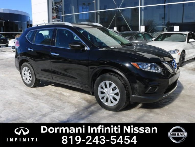 2015 Nissan Rogue S, BACK UP CAMERA, NO ACCIDENT, CLEAN