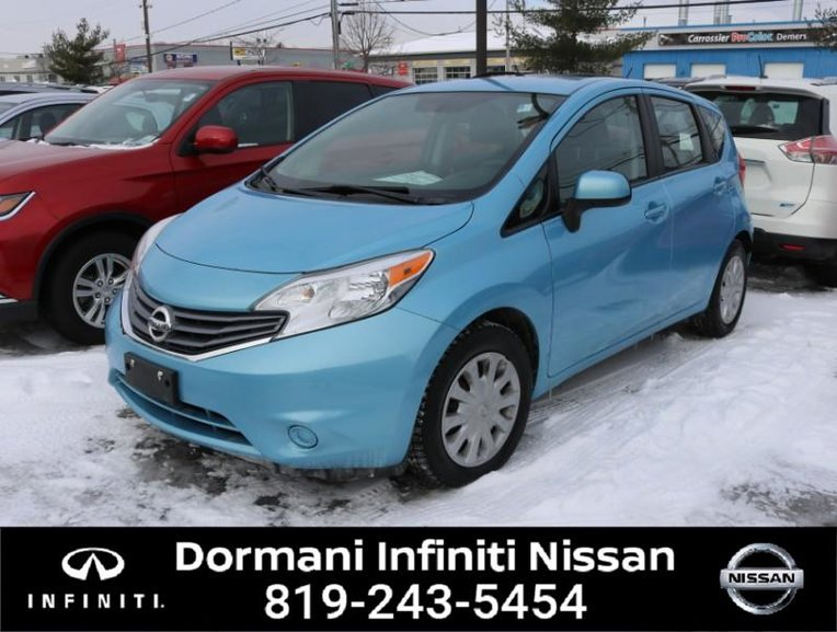 2014 Nissan Versa Note SV AUTOMATIQUE, CERTIFID, RATE FROM 2.49%