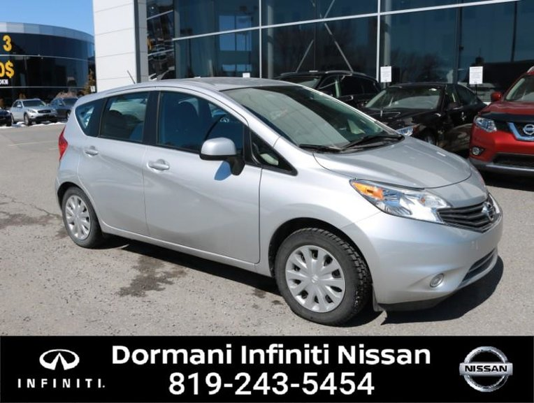 2014 Nissan Versa Note S Plus, CLEAN, WELL EQUIPPED, GREAT DEAL
