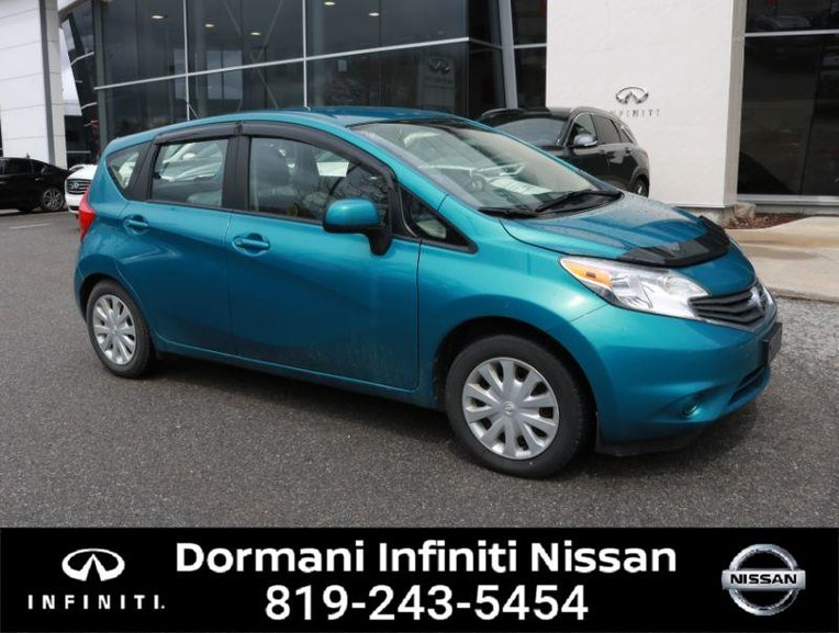 2014 Nissan Versa Note SV FWD, HATCH, AUTOMATIC