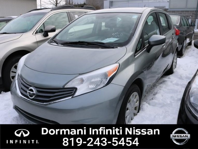 2015 Nissan Versa Note VERSA NOTE S, NISSAN CERTIFIED, RATE FROM 2.49%