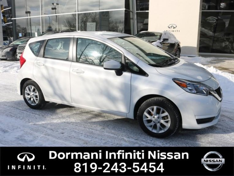 2017 Nissan Versa Note NISSAN VERSA NOTE. SR, NISSAN CERTIFIED, RATE FROM 2.49%