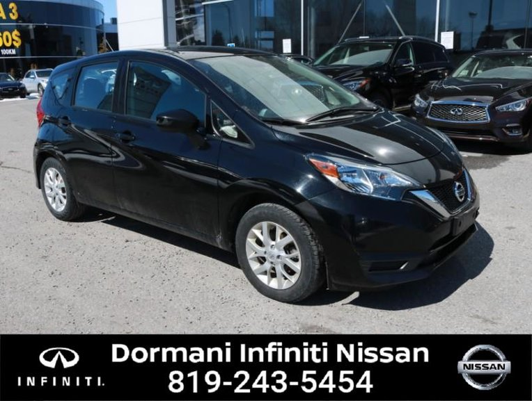 2017 Nissan Versa Note SV, CLEAN,WELL EQUIPPED, LOW PRICE