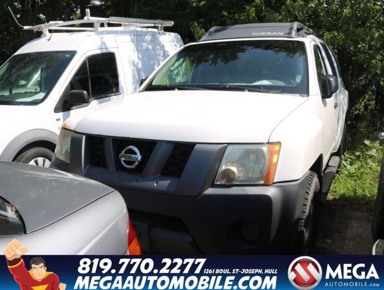 2008 Nissan Xterra SE 4WD (SOLD AS IS)