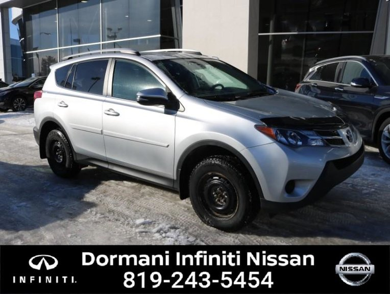 2015 Toyota RAV4 LE AWD, VERY CLEAN, ONE OWNER