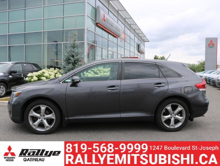 Pre Owned 2016 Toyota Venza Limited In Ottawa And Gatineau