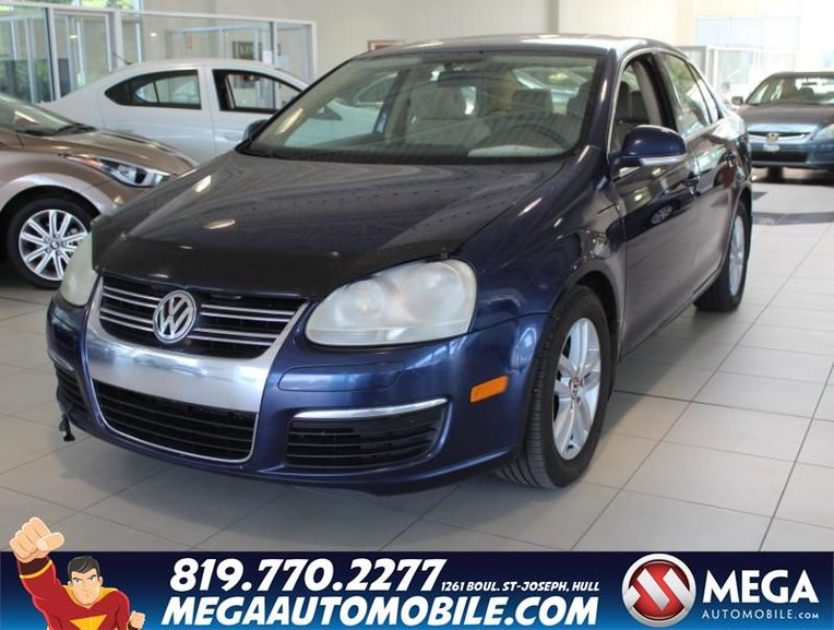 pre-owned 2006 volkswagen jetta tdi (sold as is) in ottawa and