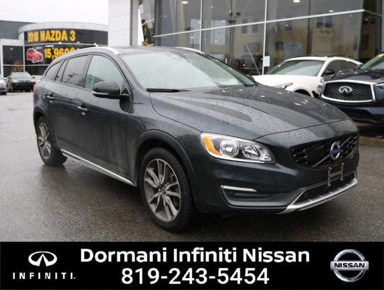 2015 Volvo V60 T5 Premier+ CROSS COUNTRY