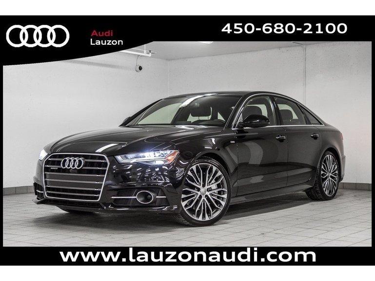 Audi Lauzon Pre Owned 2018 Audi A6 3 0t Technik S Line Cruise