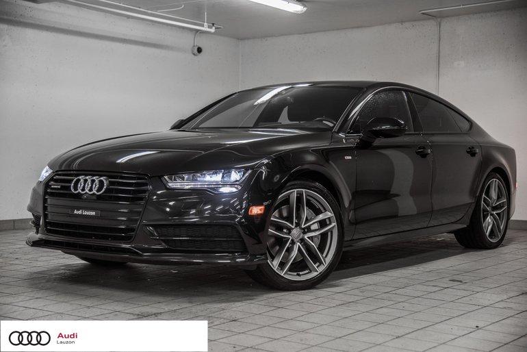 Audi A7 TECHNIK S-LINE BLACK OPTICS, HEADS-UP 2016