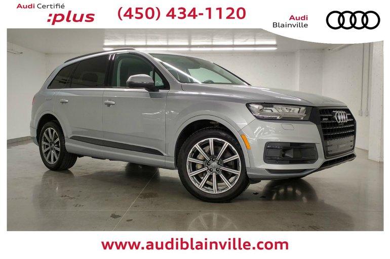Audi Q7 TECHNIK BLACK OPTIC + DRIVER ASSIST PLUS + NAV 2018