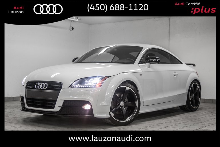 2013 Audi TT COMPETITION BOSE, NAVIGATION