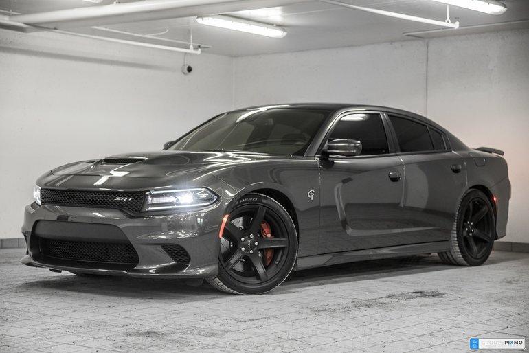 Dodge Charger Srt Hellcat >> Audi Lauzon Pre Owned 2017 Dodge Charger Srt Hellcat For