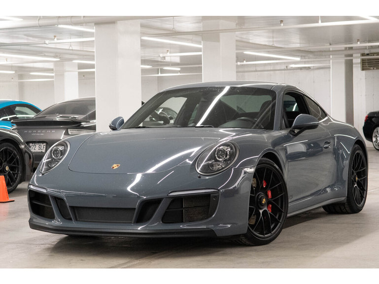 Groupe Lauzon Pre Owned 2017 Porsche 911 2dr Cpe Carrera 4 Gts For Sale In