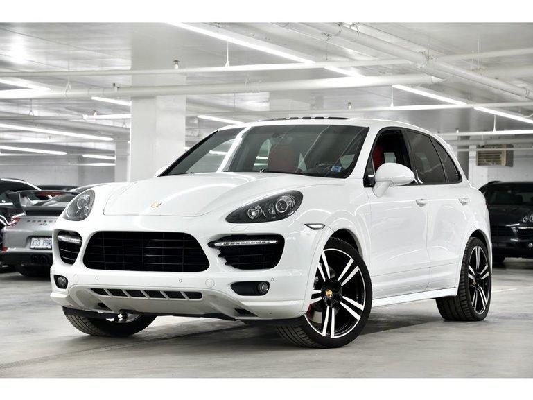 Porsche Cayenne A Vendre >> Groupe Lauzon Porsche Cayenne Turbo S 2014 D Occasion A