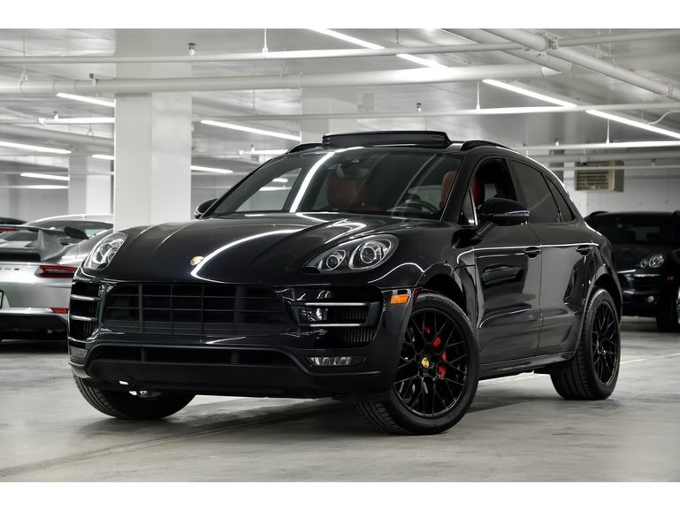 Porsche Macan Turbo >> Groupe Lauzon Pre Owned 2017 Porsche Macan Turbo For Sale In