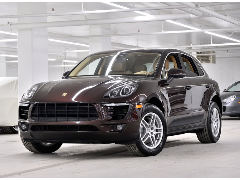Groupe Lauzon Pre Owned 2017 Porsche Macan S For Sale In