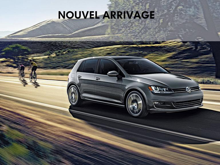 Volkswagen Golf Comfortline, toit ouvrant 2015