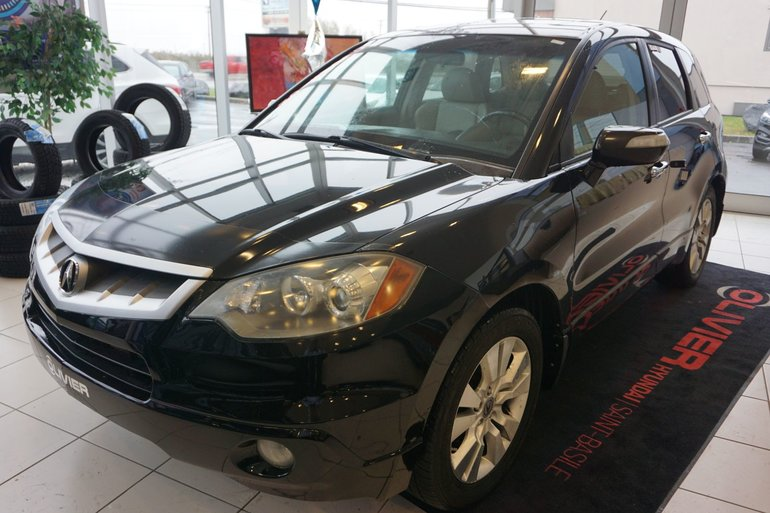 Acura RDX Technology Pkg-AWD-TURBO DEFECTUEUX-NAVIGATION 2007