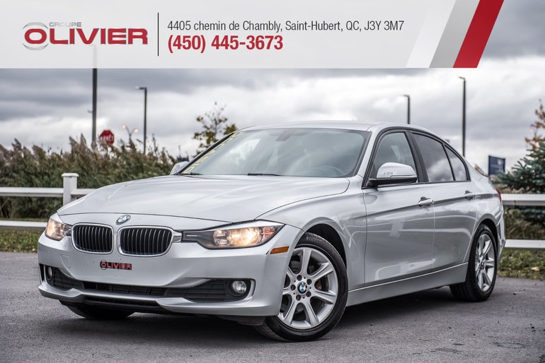 2014 BMW 3 Series 320i xDrive AWD BLUETHOOT  CUIR MAGS