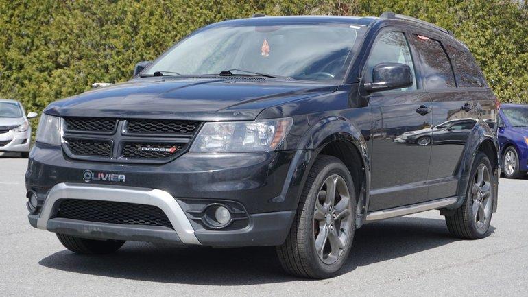 Dodge Journey LIQUIDATION-CROSSROAD-CUIR-MAG-BLUETOOTH-CRUZ 2014