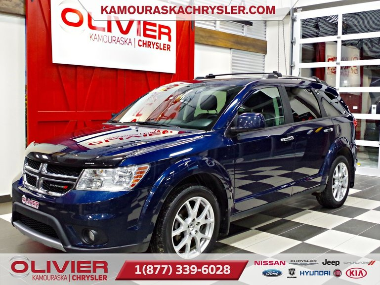 Dodge Journey R/T 7 PLACES, AWD, BLUETOOTH 2015