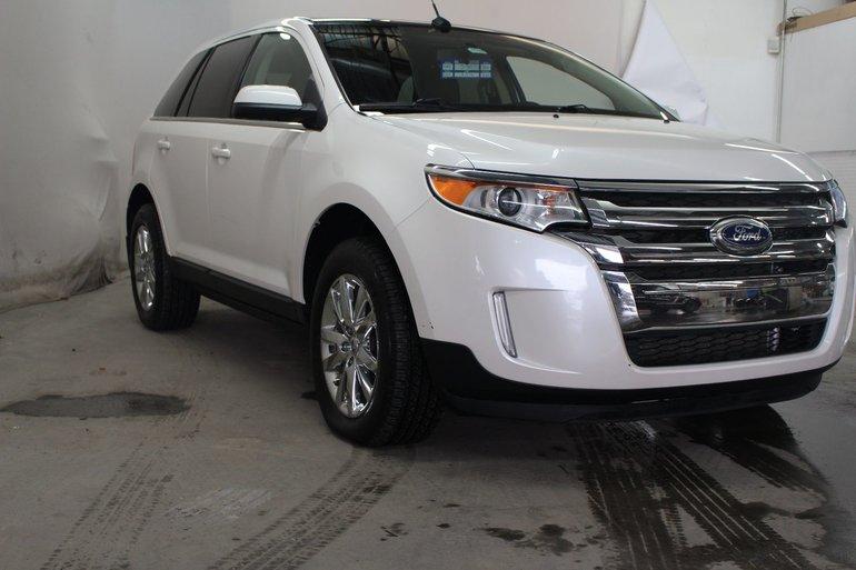 2014 Ford Edge Limited; Meilleur rapport qualité/prix