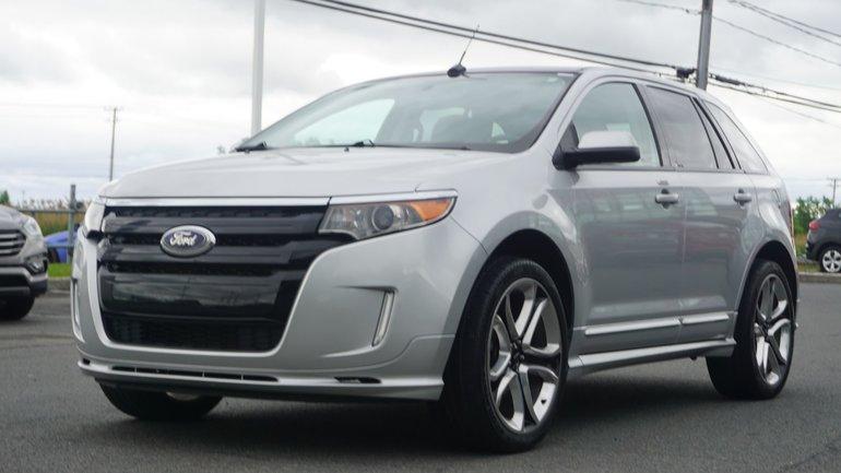 Ford Edge Sport-AWD-TOIT PANO-BLUETOOTH-ROUE 22 PO 2014