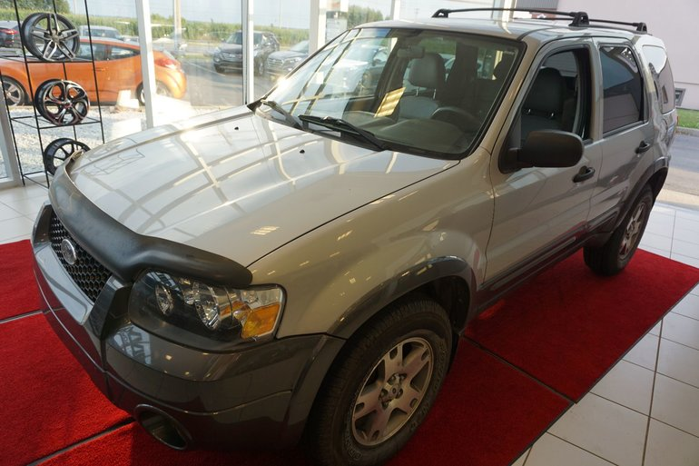 2005 Ford Escape XLT CUIR-MAG-CRUISE