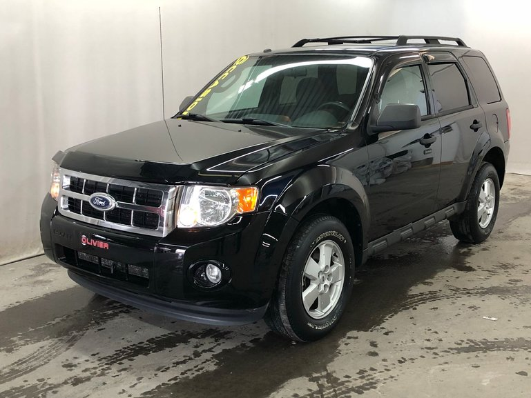 Ford Escape XLT AWD 4X4 AUTO MAGS 2010