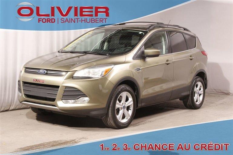 2013 Ford Escape SE AWD BLUETHOOT NAV+CAM MAGS