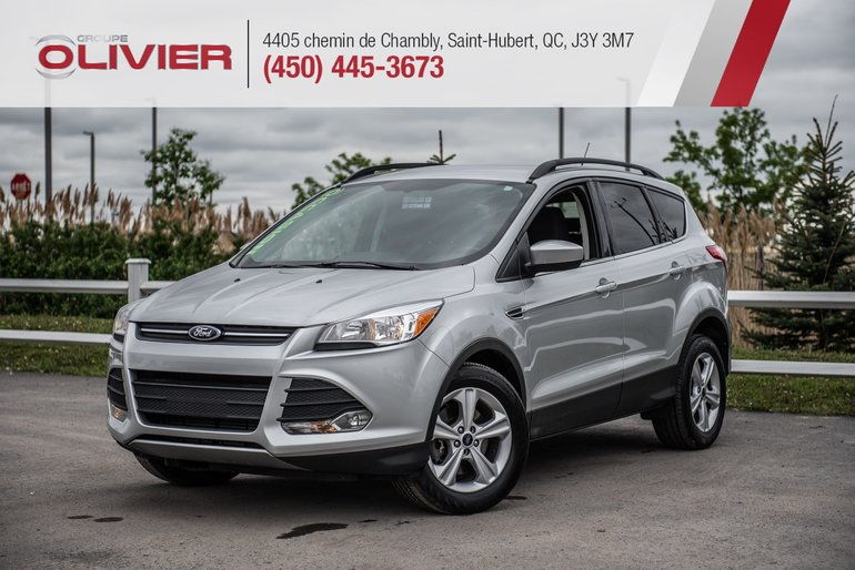 Ford Escape SE MAGS CAMÉRA NAV MAGS HITCH BLUETOOTH A/C 2014