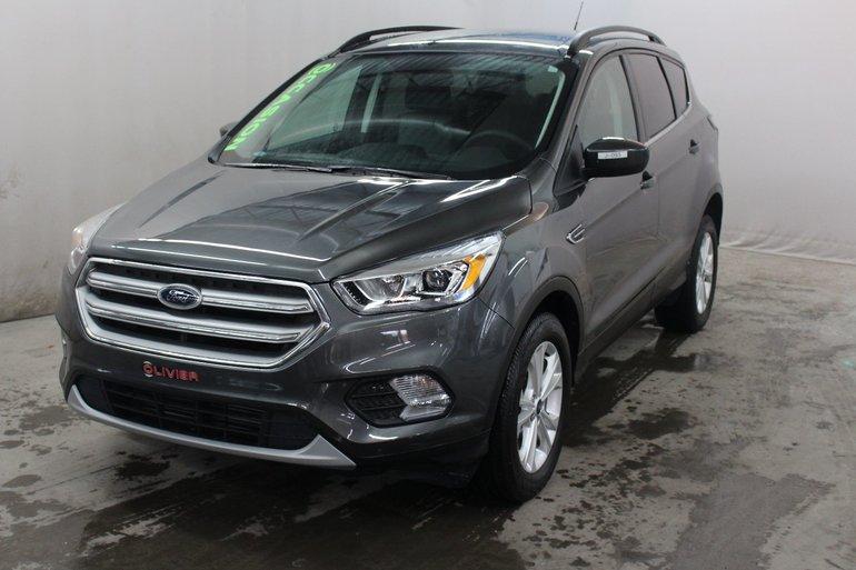 Ford Escape SE; Certifie; Bas km; Mags; Camera de recul 2017