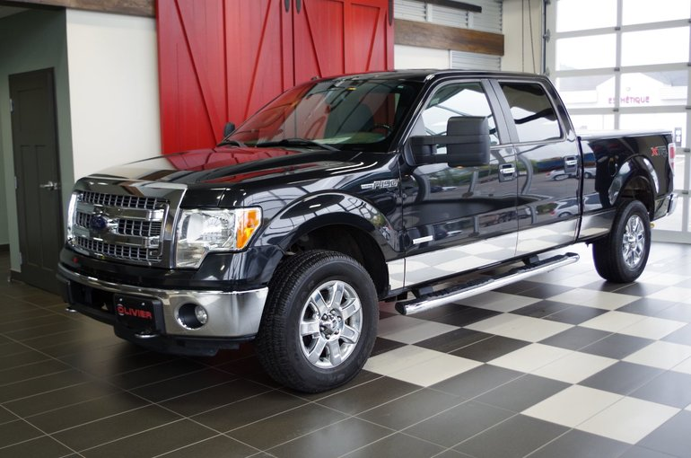 Ford F  Xtr Supercrew Ecoboost Bluetooth Cd