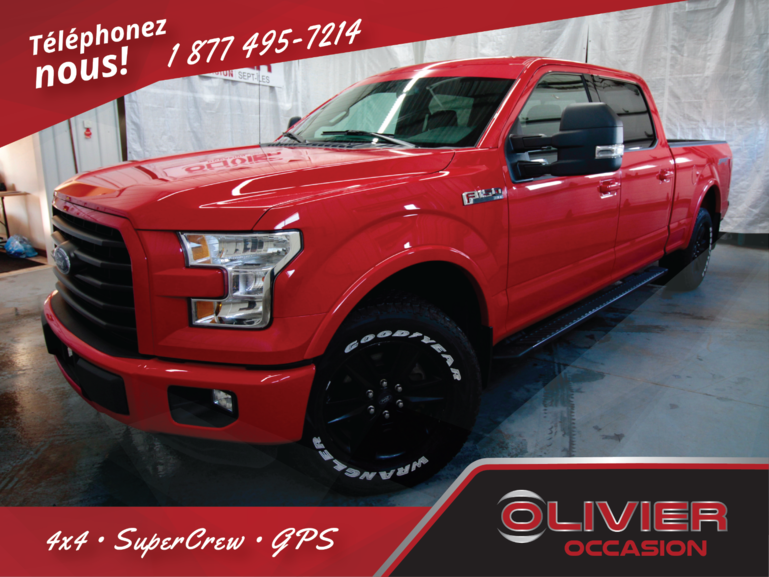 Olivier Occasion Sept Iles Pre Owned  Ford F A Sport For Sale In Sept Iles Quebec