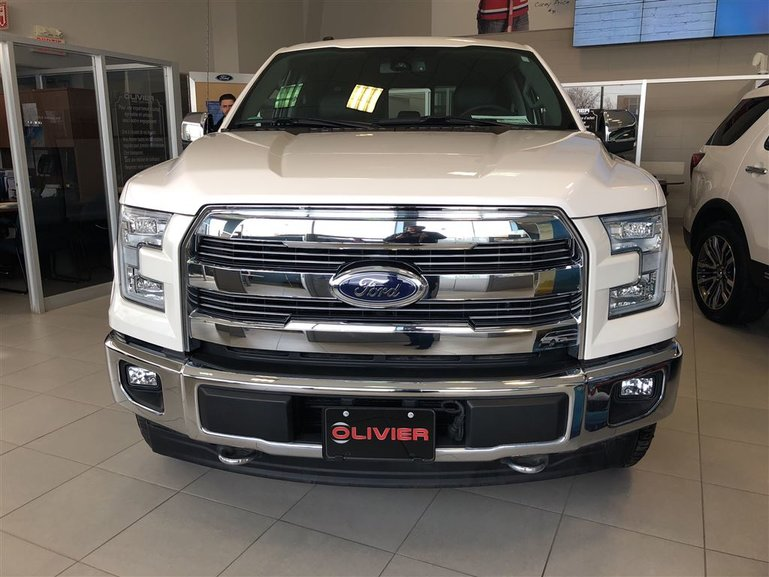 Ford F-150 LARIAT GRAND LUXE 2017