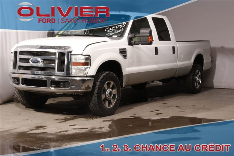 Groupe Olivier | Pre-Owned 2008 Ford F-350 XLT AWD 4X4 MAGS for sale in